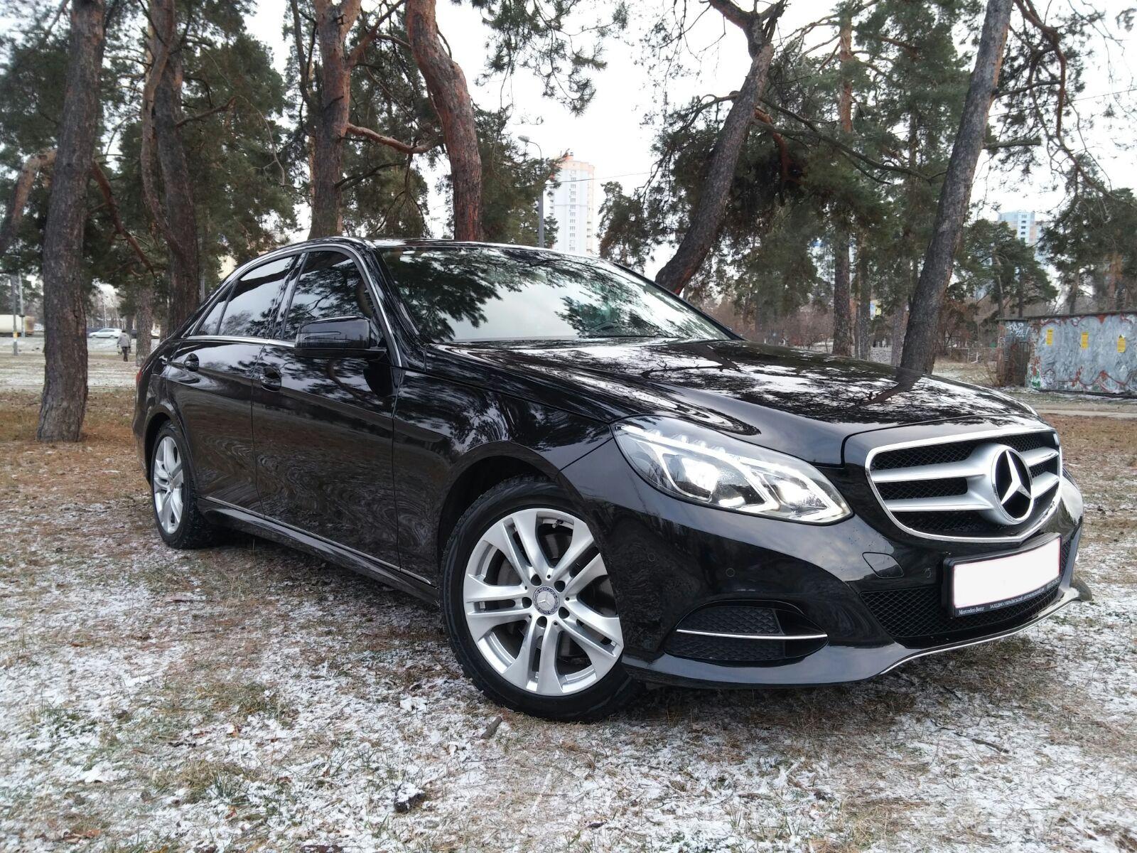 Mercedes-Benz W212 Е250